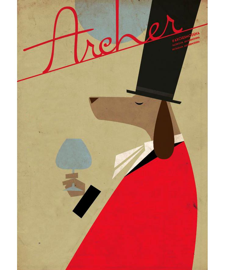 Archer Modena vino e mescita